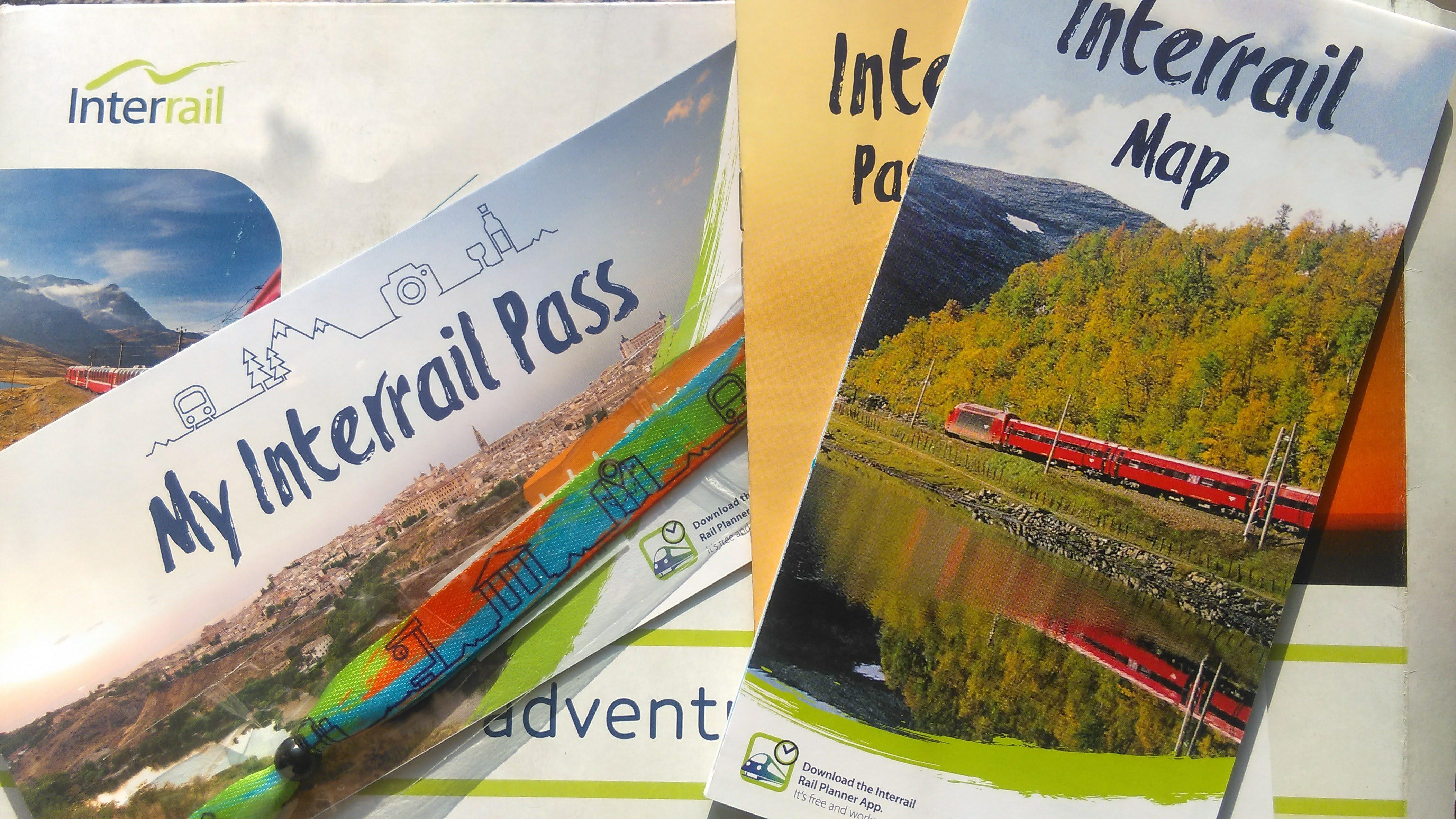 """Résultat de recherche d'images pour """"interrail pass"""""""