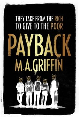 Payback by M.A. Griffin book cover