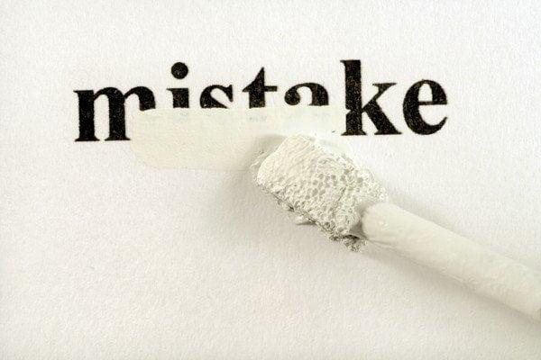 21-mistakes