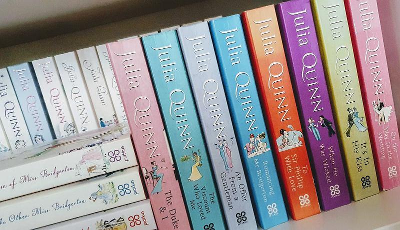 bridgerton-books