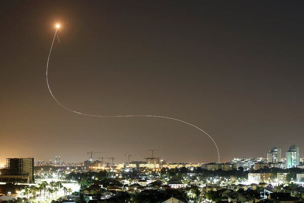 israeli-rockets