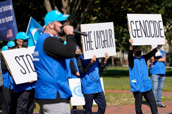 uighur-genocide-protest