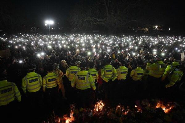 police-vigil
