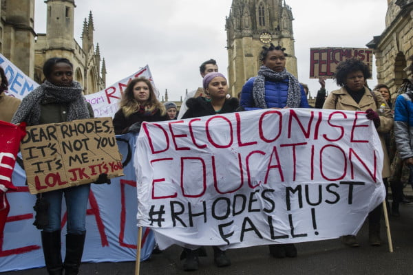 racism at oxford