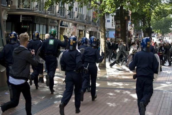 Birmingham riots image