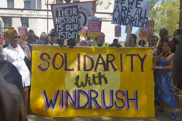 windrush-protest